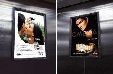武汉投放电梯框架广告要多少钱?