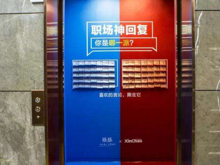 新潮传媒电梯广告的四大优势