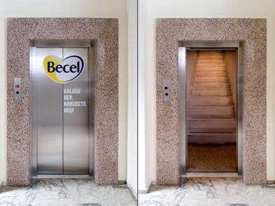 电梯广告的四大形式,你了解多少